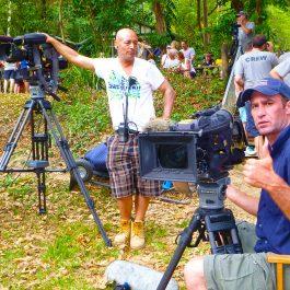 Camera Crew Palm Cove